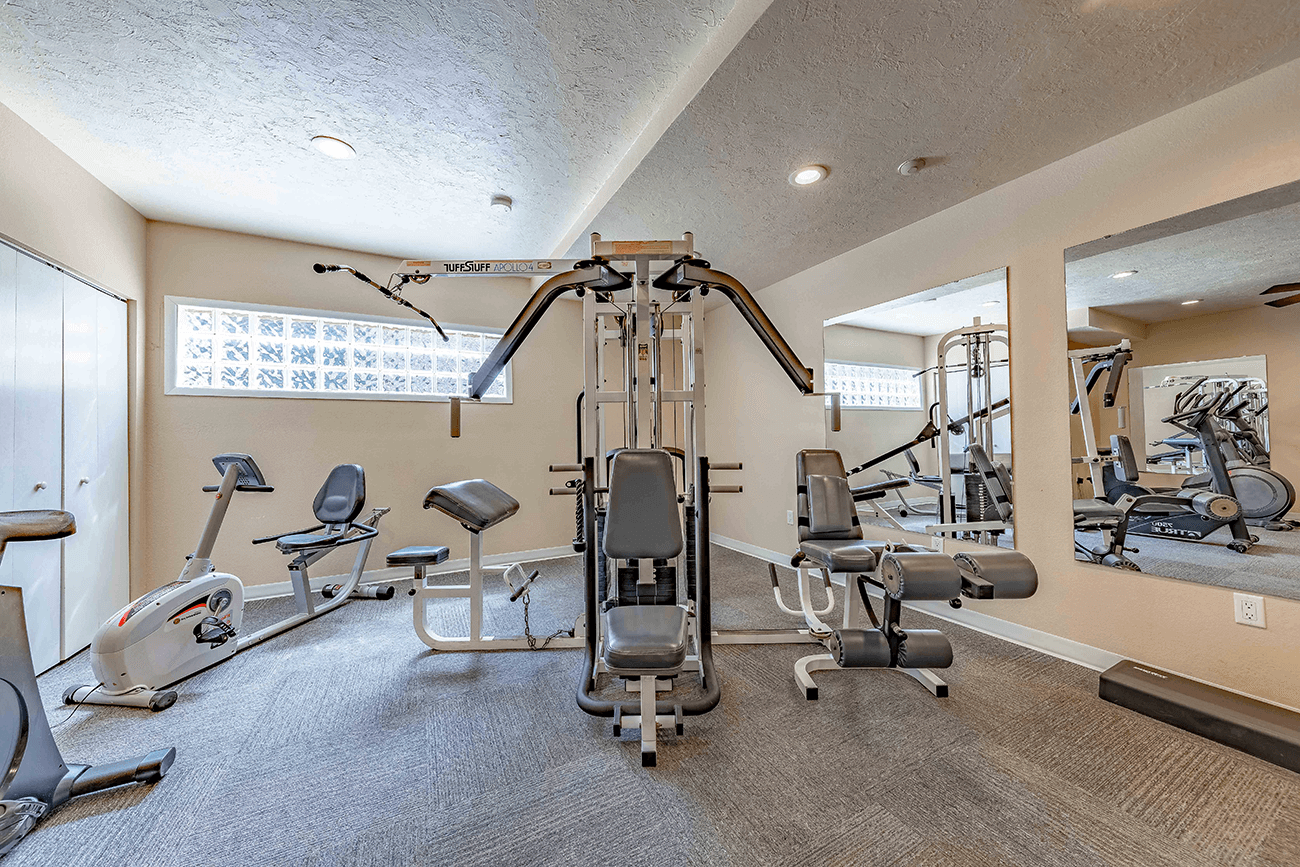 Larger fitness center coming fall 2021 with brand new equipment!